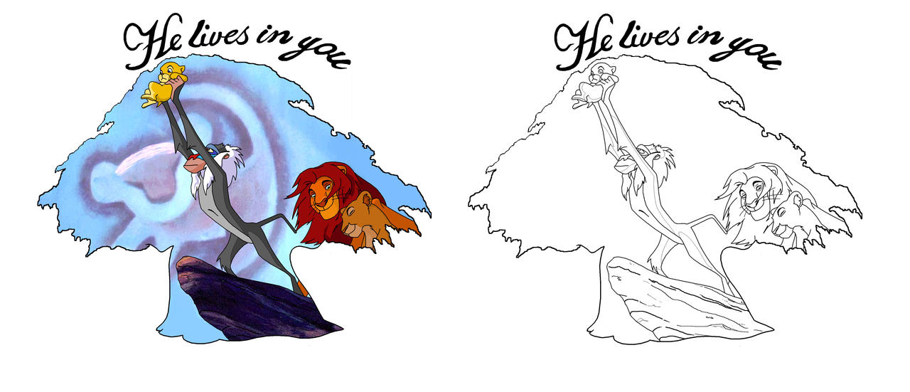 Lion King Tattoo Design By Reeves83 On Deviantart