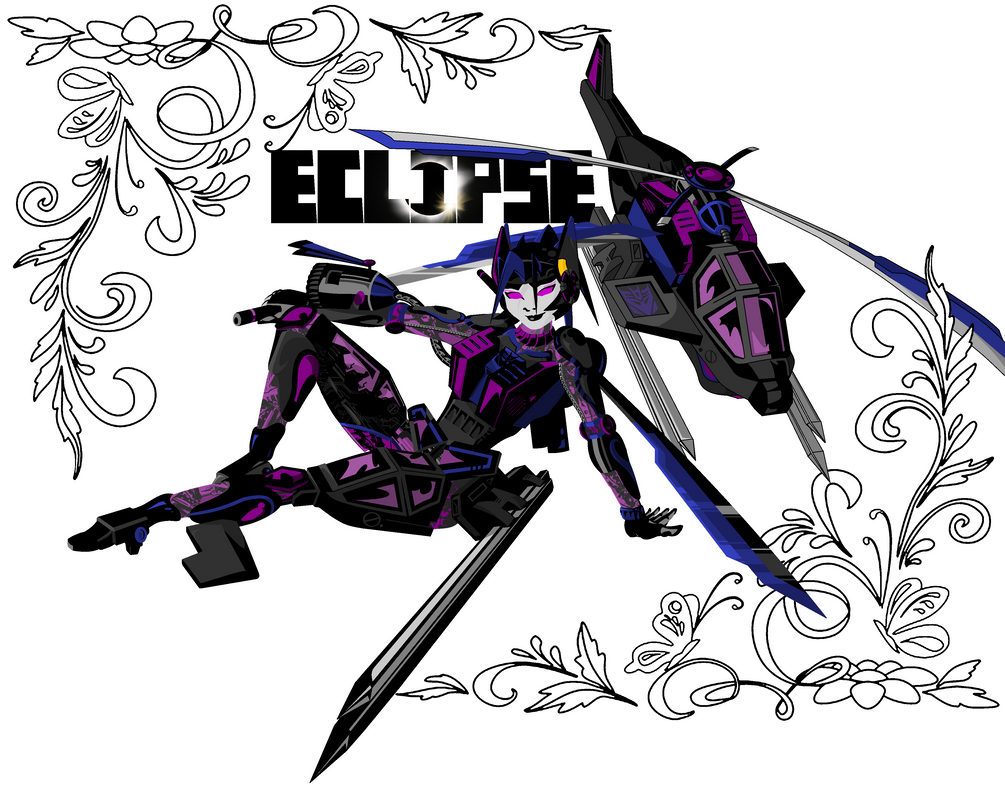 Taiya001's Decepticon Eclipse Done by reeves83