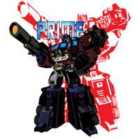 EPIC LEADER: POWERMASTER PRIME by reeves83
