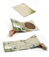 Brochure for a textile company by muzeyyendemirel
