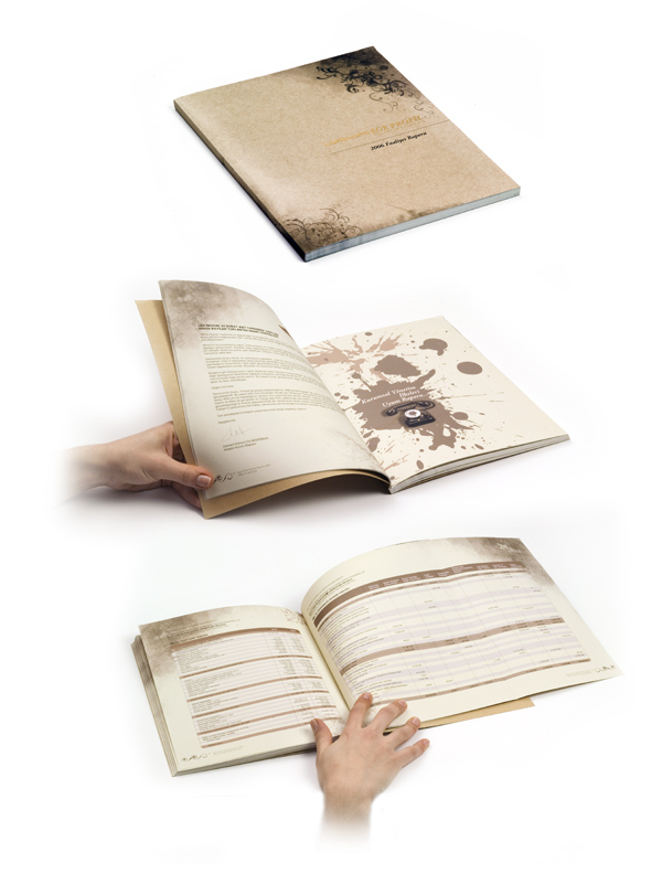 Annual report by muzeyyendemirel