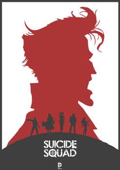 Suicide Squad Redesign Poster