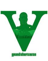 Grand Theft Auto V Franklin T-Shirt