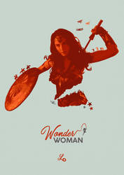 They do not deserve you - Wonder Woman
