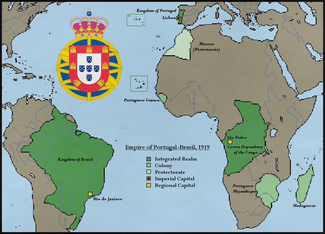 Kolonien Portugal