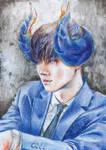 Devil Chen by AlmightyCrow