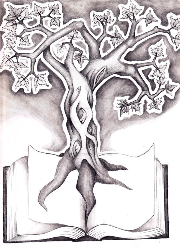 Tree Of Knowledge By Iluv2rock99 On Deviantart