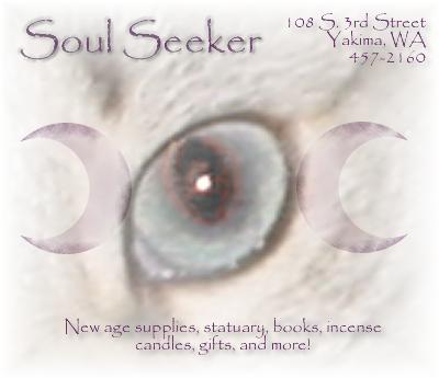 Soul seeker yakima