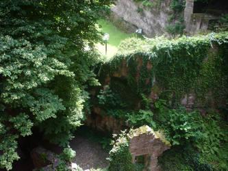 Heidelberg Castle Ruins I