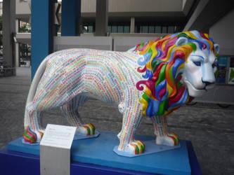 A Lion of a Different Color