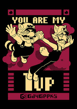 You are my 1-Up