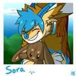 Happy Sora