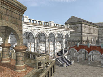 Courtyard Arcade