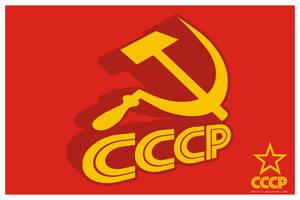 CCCP Soviet Vector by MoleyVyrus