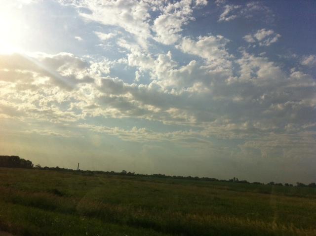 More Kansas Land by ZeitlosLotus