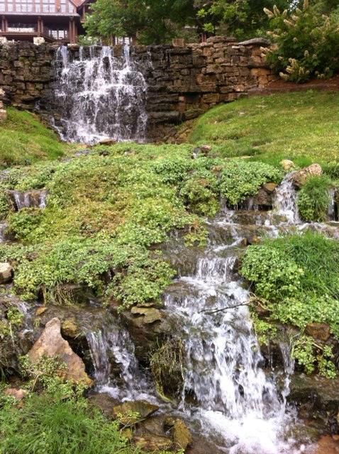 Small Waterfalls by ZeitlosLotus