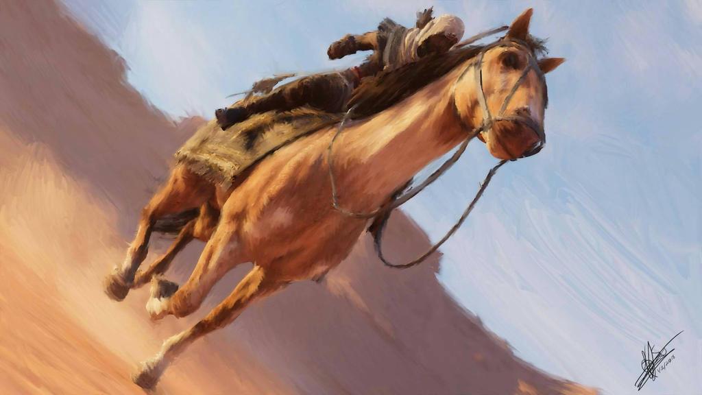 Origins Rider by ZeitlosLotus