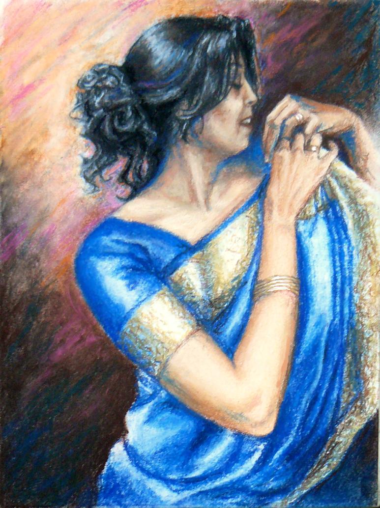 Portrait of a Lady by PinkedIn