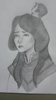 Firelady Ursa _ Saying goodbye