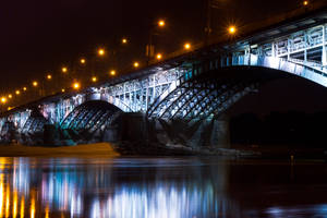 Warsaw by night_6_1 by papagall