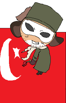 Turkeke by AgenderedKing