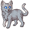 Silverfance pixel by AgenderedKing