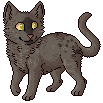 Frecklepaw pixel by AgenderedKing