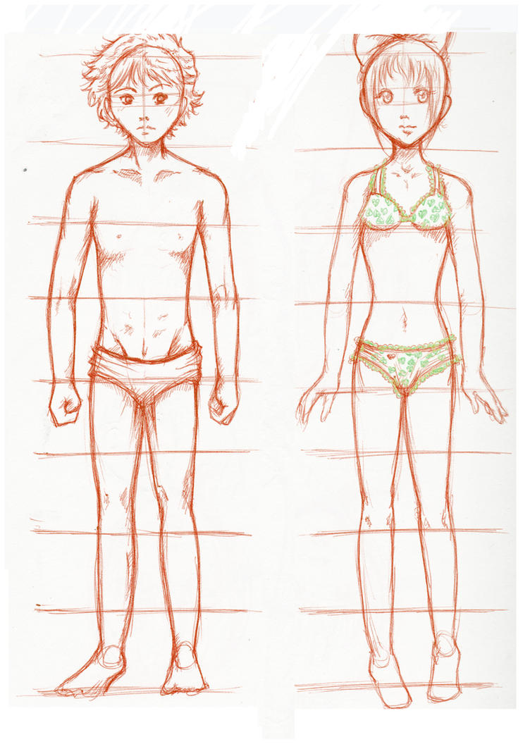 Manga Body Studies 194626443 on Draw And Write