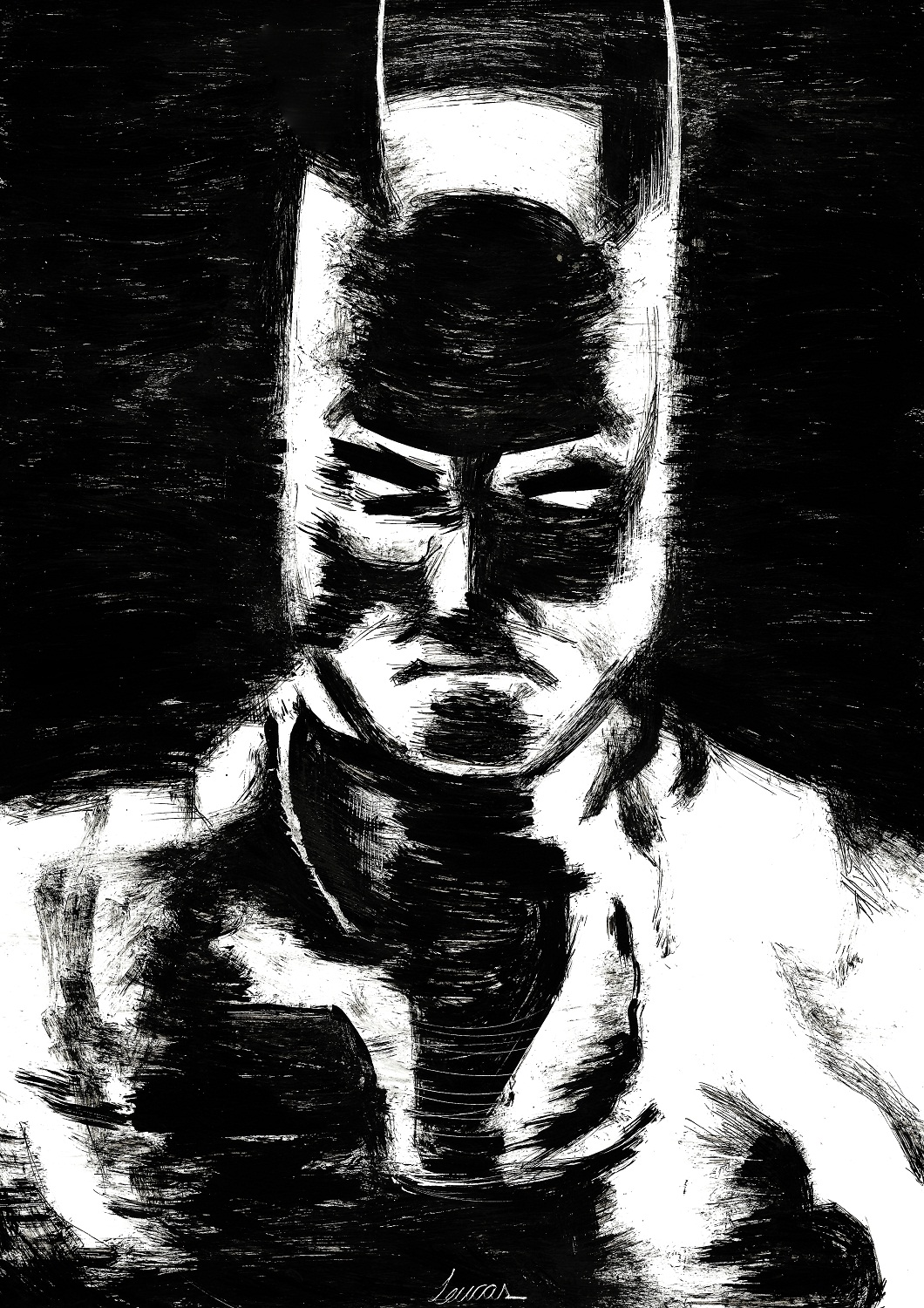 The Dark Knight by lucasgms