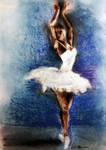 Ballerina black by lucasgms