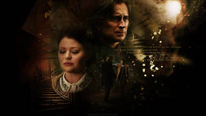 Rumpelstiltskin and Belle - I lost my way by kienerii