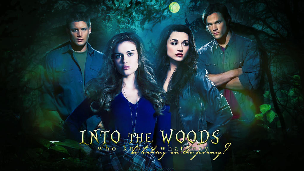 Into the Woods by kienerii