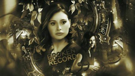Broken Record by kienerii