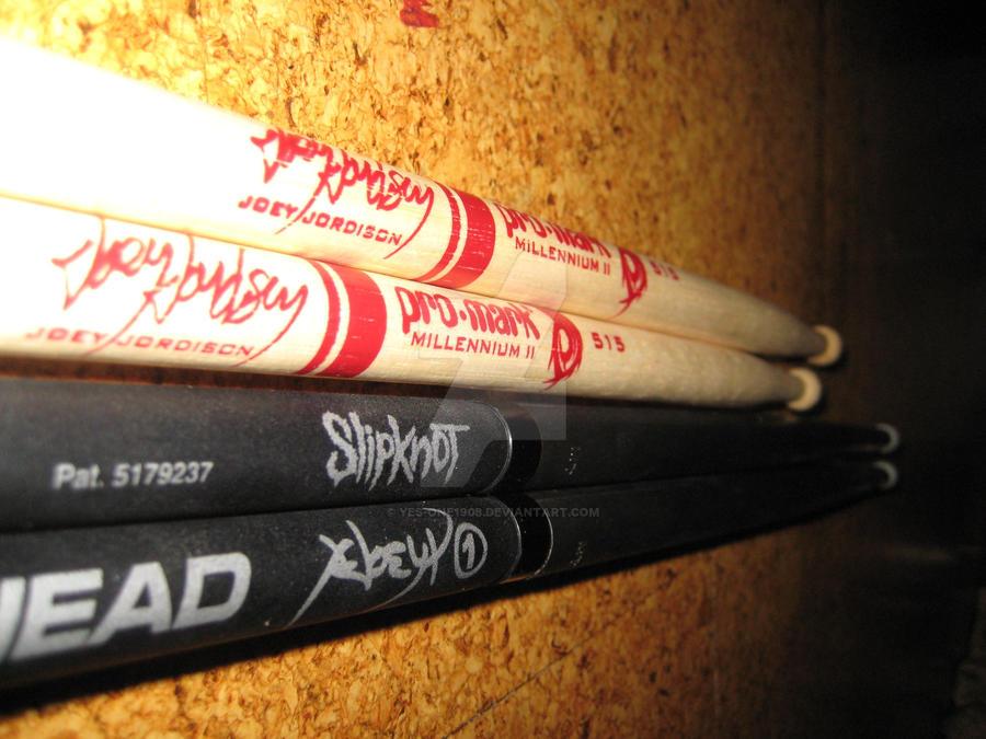 Joey Jordison 515 Signature by yes-one1908 on DeviantArt  Joey Jordison Drums Wallpaper