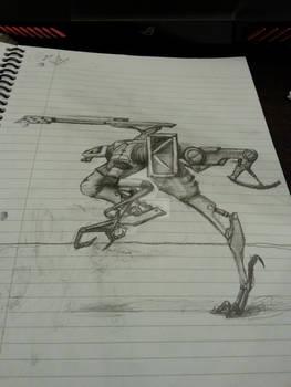 Bot 2: Trashpicker