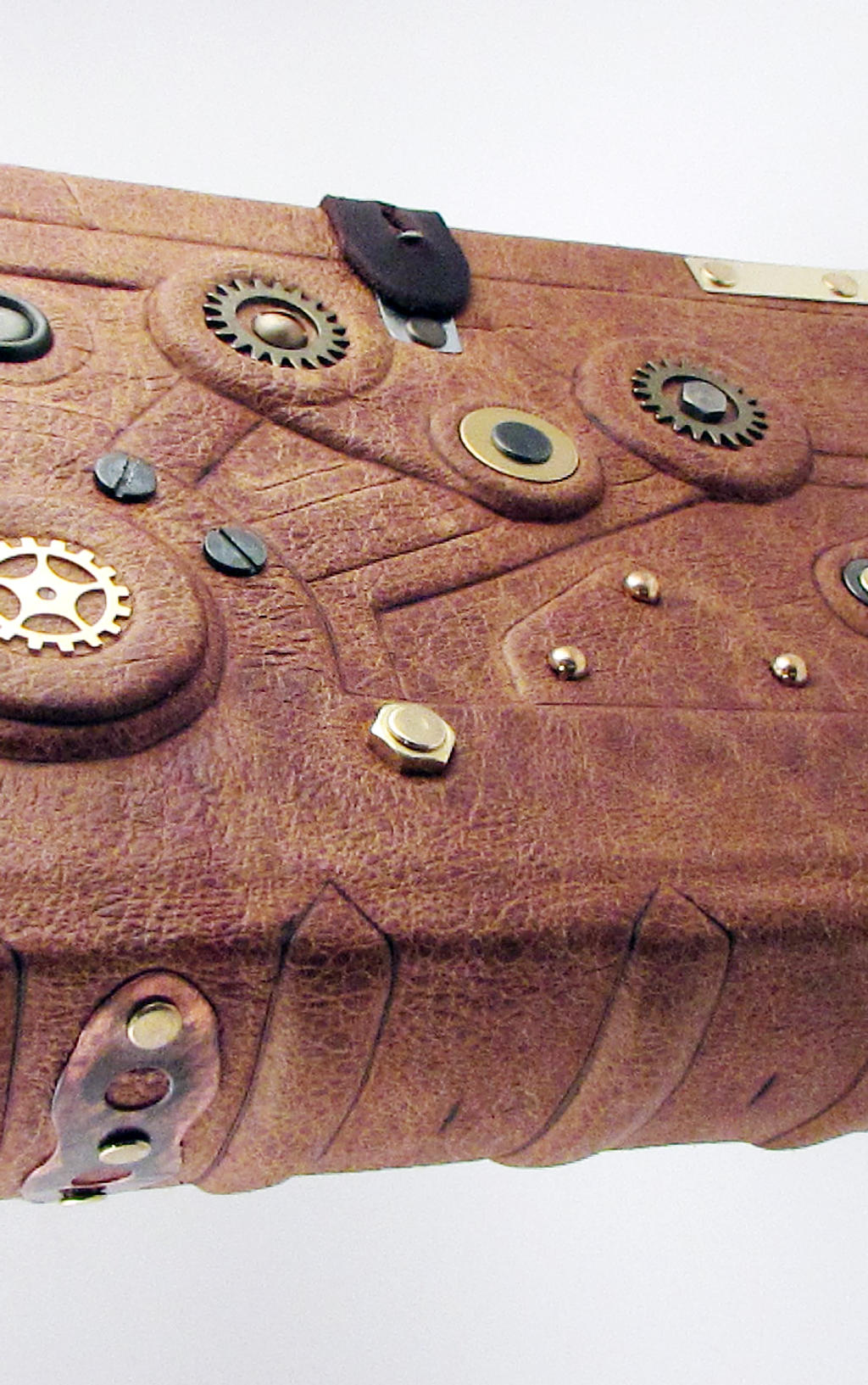 Steampunk book by MilleCuirs