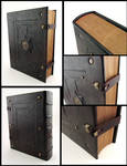 Pirate Leather Book