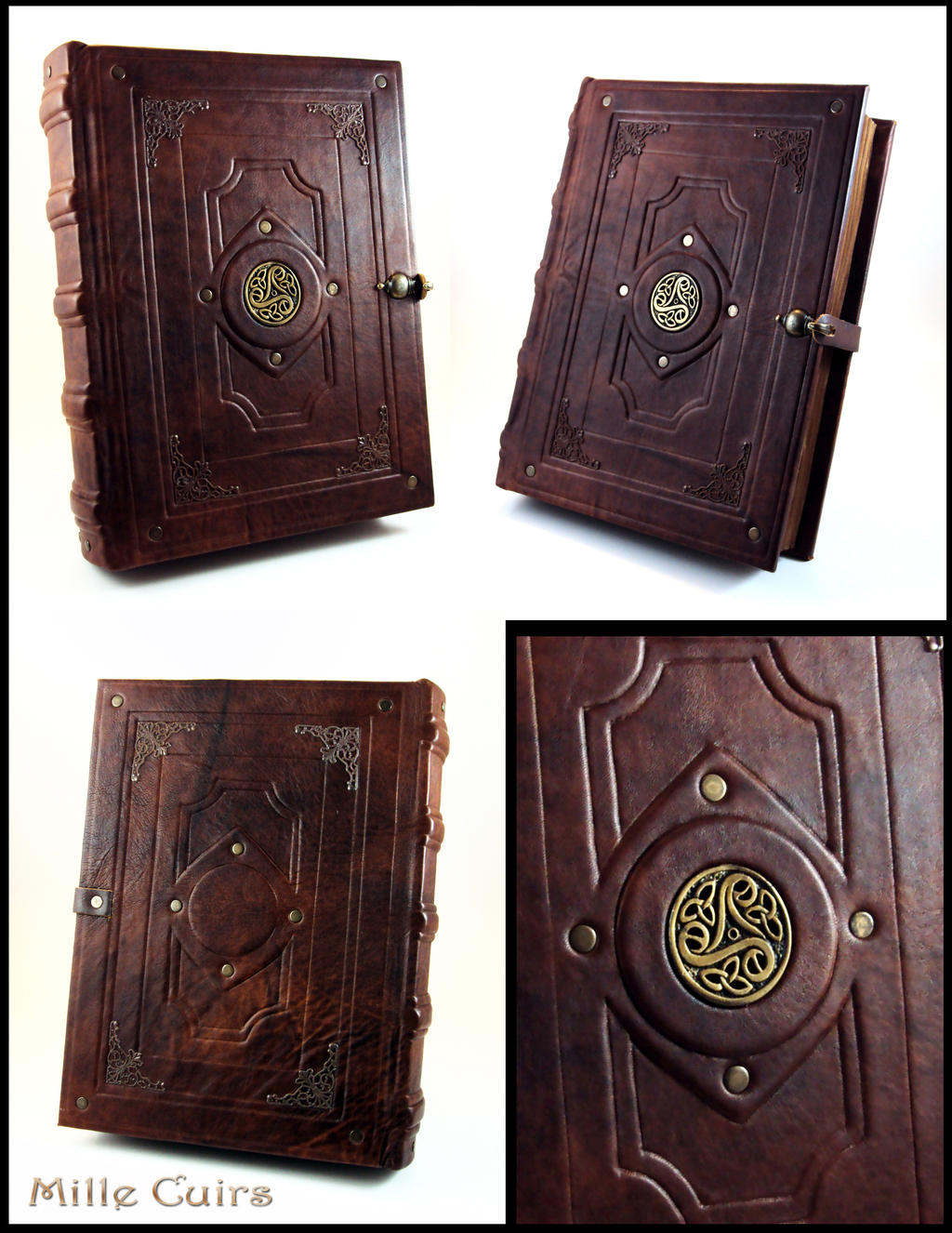 celtic_triskell_leather_book_by_millecui