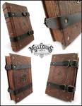 Celtic book - Custom design