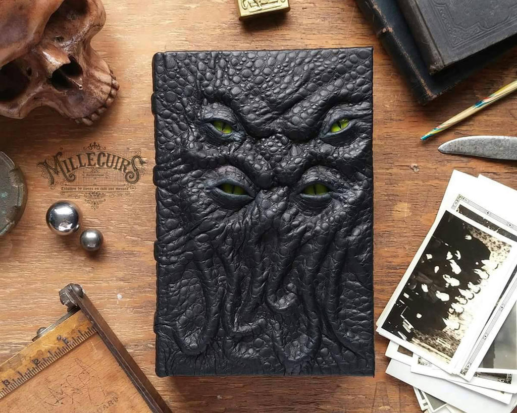 Cthulhu S Cultist Grimoire By Millecuirs On Deviantart