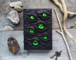 The Watcher's grimoire - Green eyes