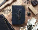 Tom Riddle's diary - small size version