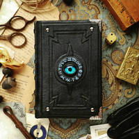 The Alchemist's little blue book by MilleCuirs