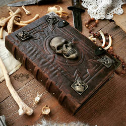 The Necromancer's Grimoire - Bronze edition