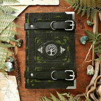 The forest traveller's journal - silver edition by MilleCuirs