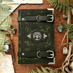 The forest traveller's journal - silver edition