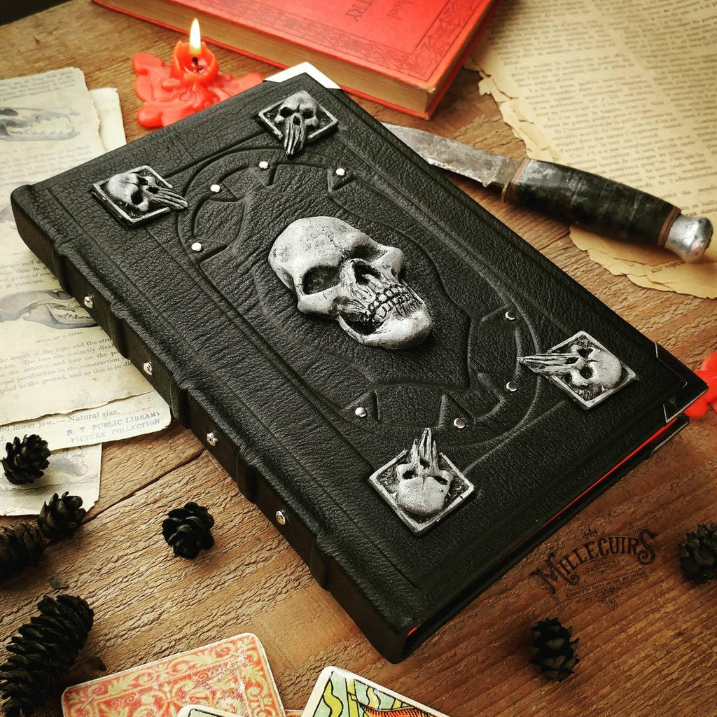 Another picture of the Necromancer's Grimoire
