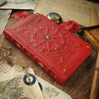 The Red Sun grimoire  by MilleCuirs
