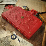 The Red Sun grimoire