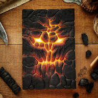 The Lord of Magma's Grimoire  by MilleCuirs